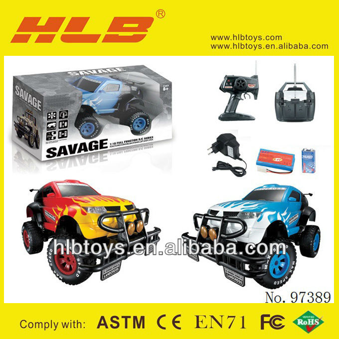 4WD Model Car,Rock Crawler King Car,Radio Control Car