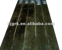 Chromium carbide abrasion steel