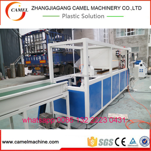 pvc door and windows profile edge seal strip extrusion production line