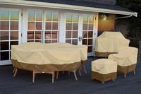 Waterproof garden furniture cover outdoor