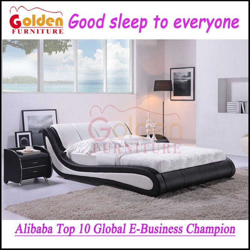 Moderno design usato camera da letto mobili ultimi disegni letto matrimoniale letto id prodotto - Camera di letto usato ...