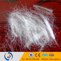 industry polypropylene fiber monofilament pp materials reinforcement concrete asphalt