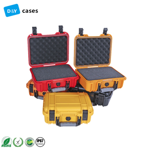 Plastic Hard Portable IP67 Waterproof Safety Protective Equipment Case