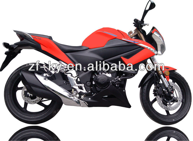 2012 new model ZF SKY WOLF 250cc motorcycles made in Chongqing