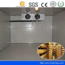 Good insulated cold room fire rated sandwich wall panel for food
