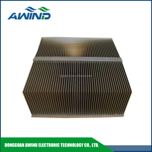 custom bonded fin heat sink 2016 china as per design