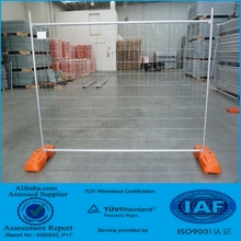 construction site easy assemble / install Temp Fence / Temp Fencing panels