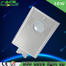 PIR Motion sensor Led outdoor solar street light with 5 years warranty