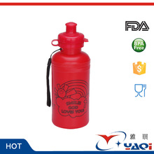 plastic 500ml water bottle for gym