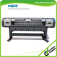 New design vinyl wrap printer WER ES1801, 1.8m eco solvent printer