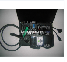 Newest high-end Truck Man t200 OBD Truck Diagnostic cable with Laptop
