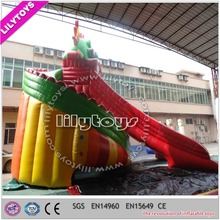 Swimming Pool inflatable water park inflatable water game toys inflatable water fantasy land