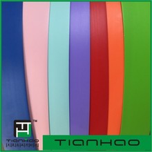 TIANHAO the newest colorful pvc edge banding for MDF board