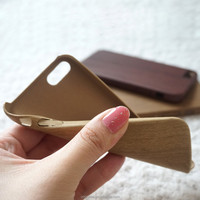 Best selling High Quality Wood mobile phone Case / Wooden cellphone cover/Shell for iPhone 6Plus