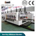 automatic water ink printing slotter die-cutting carton machinery