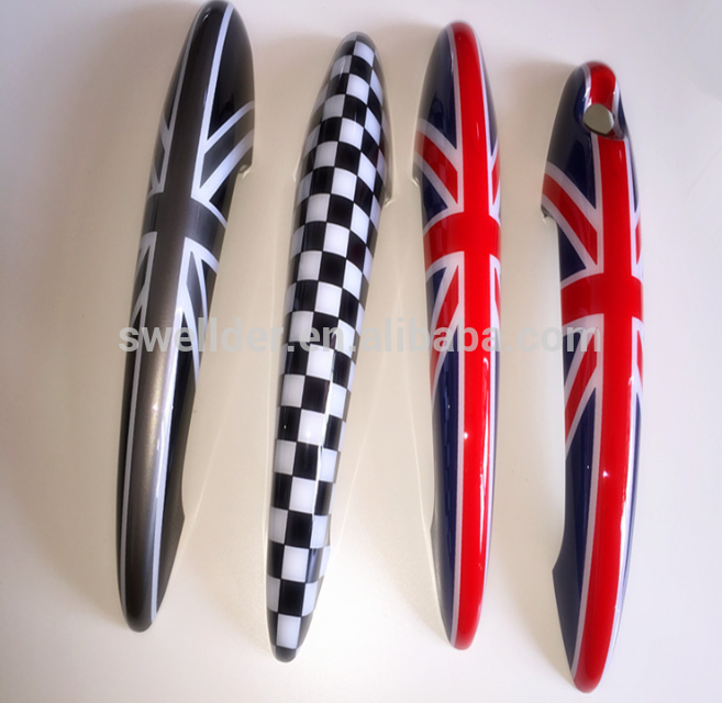 custom plastic vacuum formed decorative car side mirror sock for sale