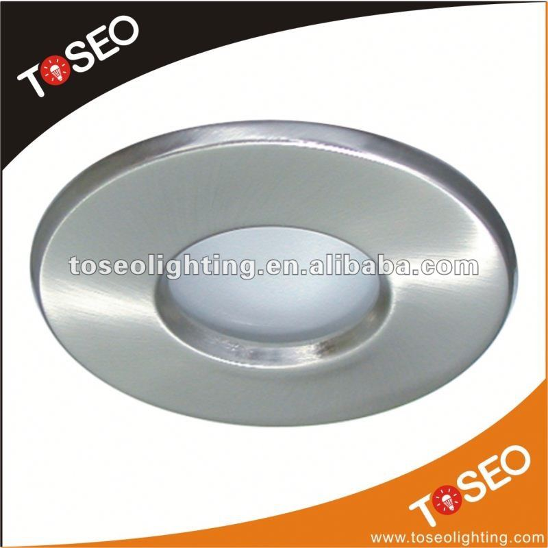 Die casting recessed indoor quality led down light fixtures