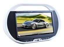 New 9 inch Professional Portable DVD Player with Screen