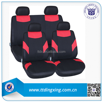 New Designer Seat Covers For Bus Truck Car