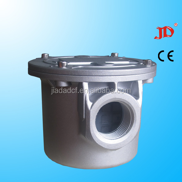 (aluminum alloy)lpg gas filter(Made in China)GLS40L40-3