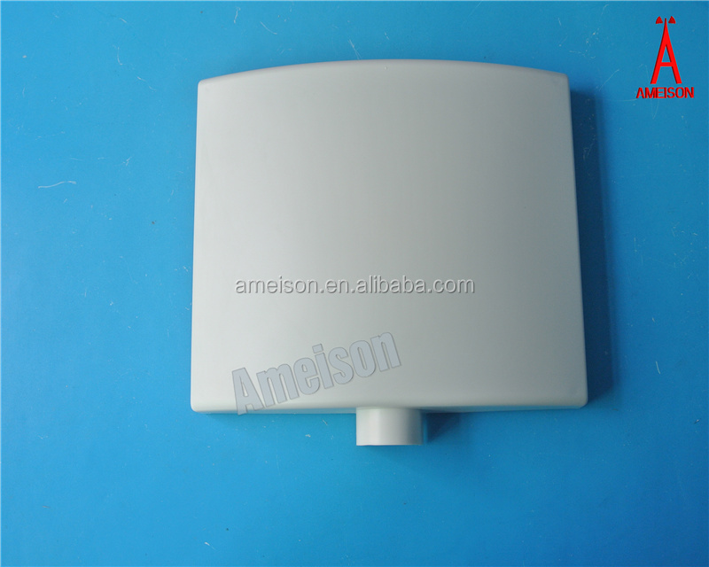 AMEISON outdoor 6 dBi UHF flat patch panel antenna 433 mhz high gain