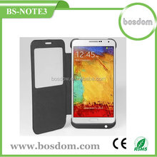 Rohs battery charger for case samsung galaxy note 3 real capacity 3800mah battery power bank