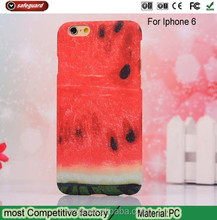 Creative cell phone case for iphone6 6s Food Modeling case for iphone6/6s Fruit Model for iphone6s case