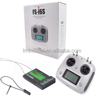 Flysky FS-i6S Remote Control 2.4G 10CH AFHDS Transmitter FS-IA10B Receiver for RC Quadcopter Multirotor Drone