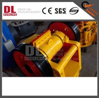 DUOLING ENERGY-SAVING MOBILE JAW CRUSHER