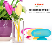 Kean Silicone Toothbrush Travel Case/ Toothbrush Cover