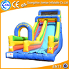 2016 Popular cheap giant inflatable slide,used water slides for sale
