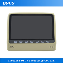 9 inch seat back car dvd player with USB/SD + HDMI +AV In /Output +Wireless Game