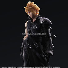 Play Arts Kai Square Enix Playarts Juego Final Fantasy Cloud Strife Figma Movable Figura de Acción de Modelo
