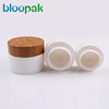 30g 50g 100g Wooden Cream Jar