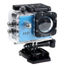 "A7 2.0"" LCD Action Camera HD 720P Sport DVR 90 Degree Wide Angle Lens DV Waterproof Mini car Camcorder For Extreme Sports Diving"