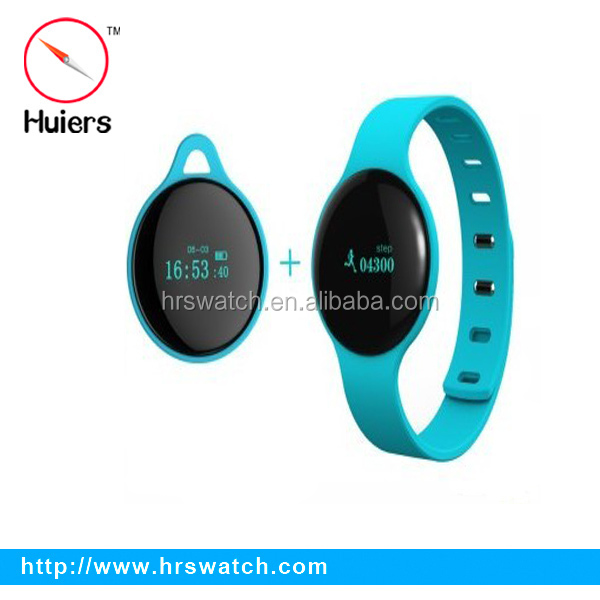 New Smart bracelet release!!! bluetooth pedometer smart bracelet watch for liquid filled watch Oled screen directly factory