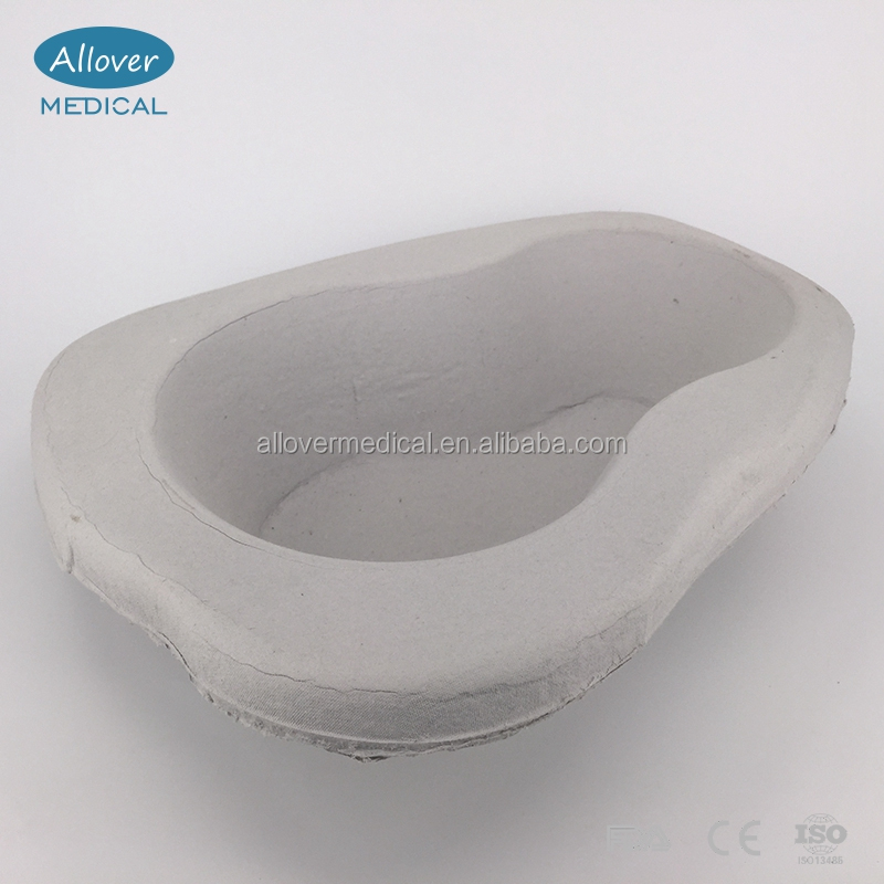 Disposable Medical Hospital Adult Pulp Bedpan
