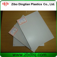 Waterproof 1220x2440 1mm PVC Foam Board
