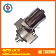110cc engine parts starter motor specification
