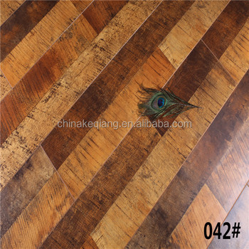 White Oak Three Strip Laminated Flooring