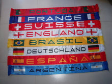 new product, factory direct, quality and reputation promiss football fans scarf