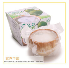 Import agent of fruit coconut
