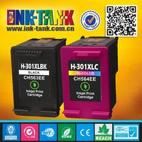 CH563EE / CH564EE compatible ink cartridge for hp 301