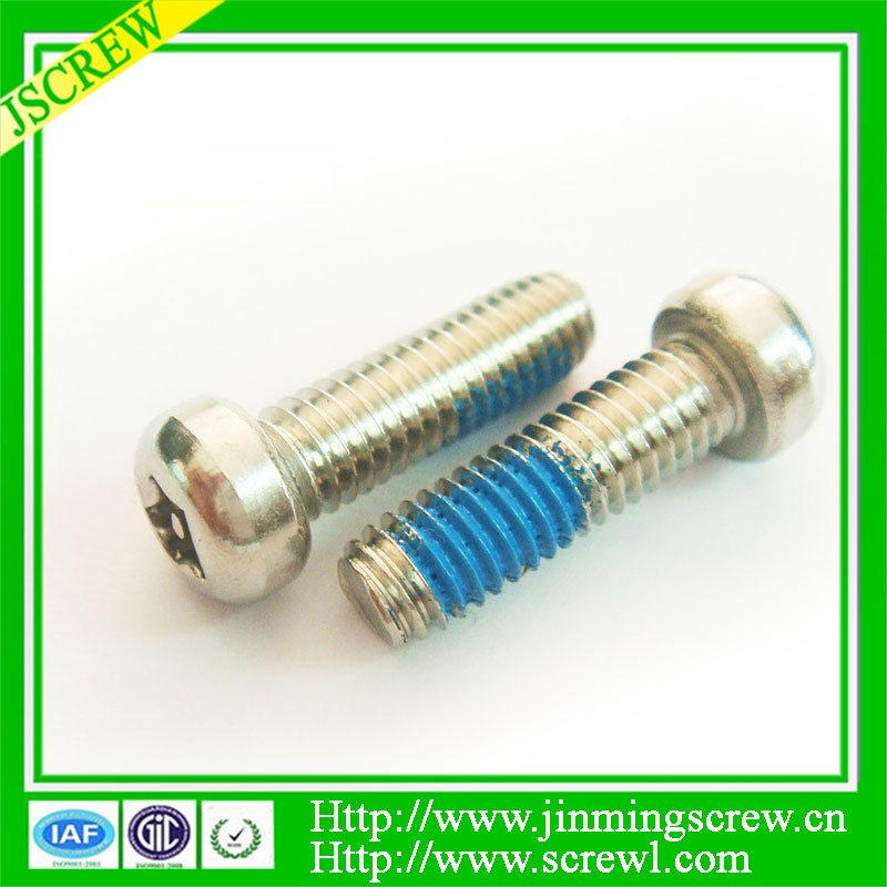 M6 hot fastener bolts anti-theft machine screw factory price