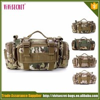 Wholesale waterproof Nylon outdoor sports travel military duffle bag
