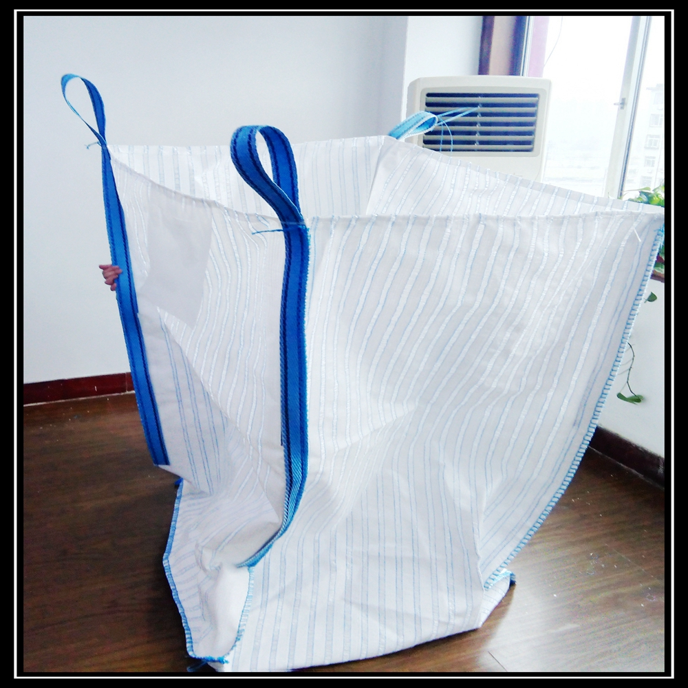 high quality pp woven ventilated breathable big bags 500kg for potato