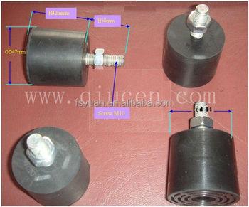 Car rubber mount electric motor rubber mounts anti for Anti vibration motor mounts
