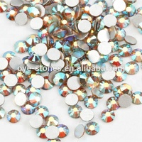 Factory direct sales mix colorful nail decorations rhinestone,3d crystal nail art rhinestone