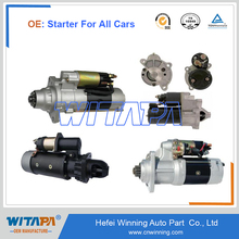 OEM Auto Starter For All Cars By Manufacture In Genuine/Original Quality with TS16949/ISO9001
