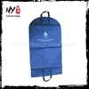 Promotional foldable non-woven garment bags, foldable non-woven garment bag, dress bags non woven